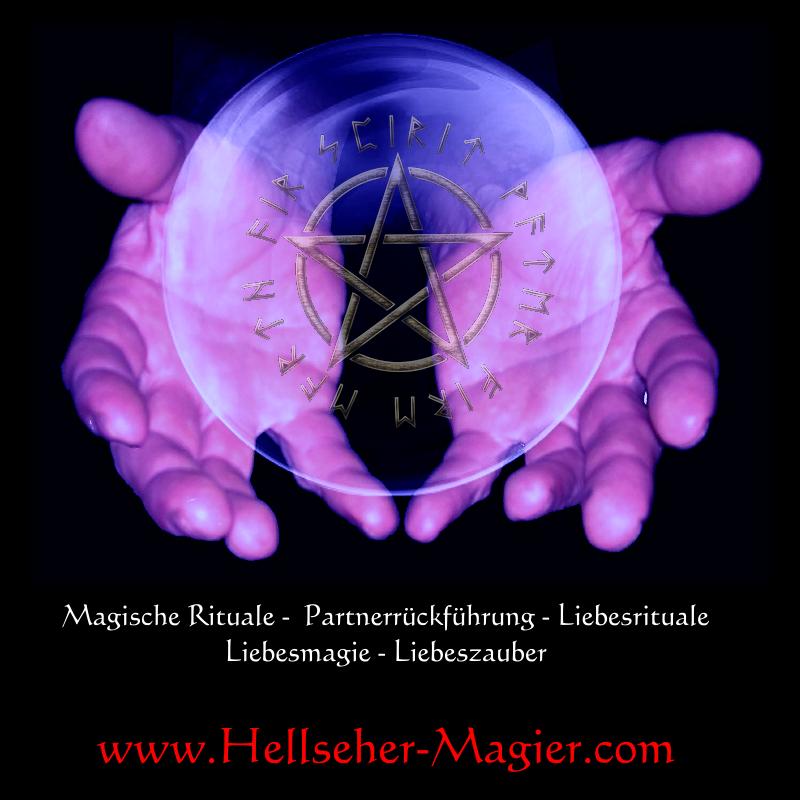 Partnerrückführung - Liebeszauber - Liebesmagie - magische Riatuale