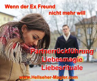 Seriöse Partnerrückführung und Liebeszauber für Ihre Liebe