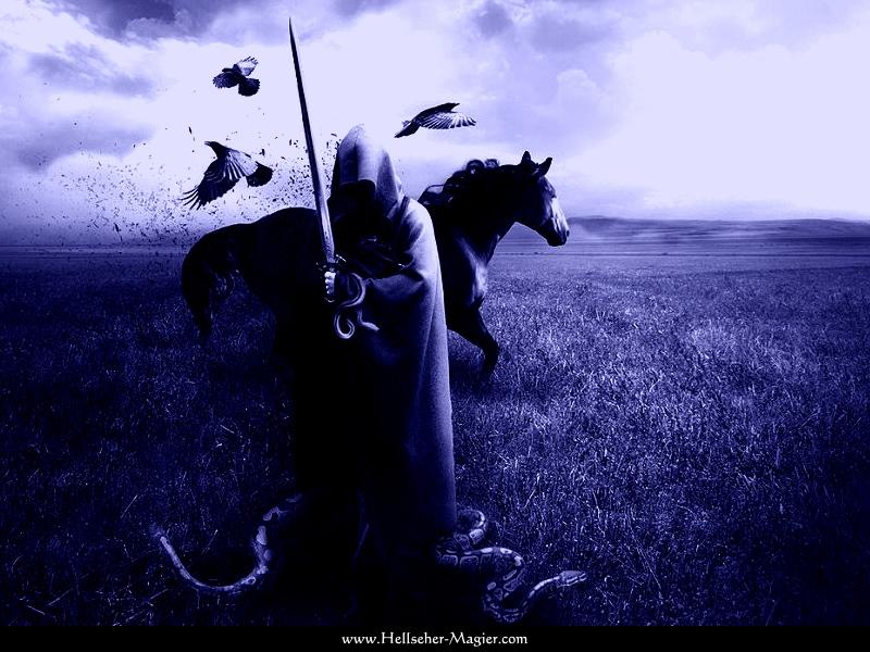Magische Rituale und schwarze Magie
