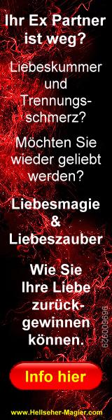Hellseher Magier - Partnerrückführung und Liebesmagie