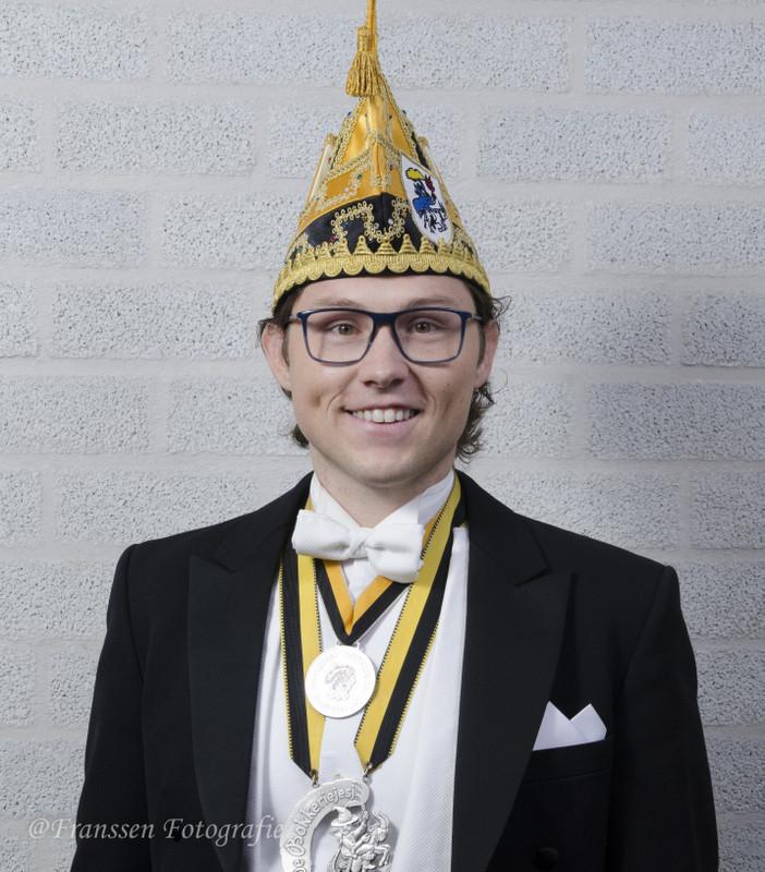 van den Berg, Kevin