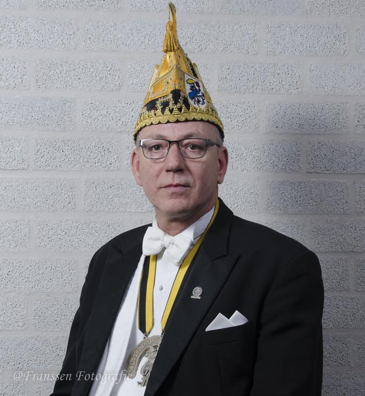 Sluymers, Johan (Secretaris a.i.)