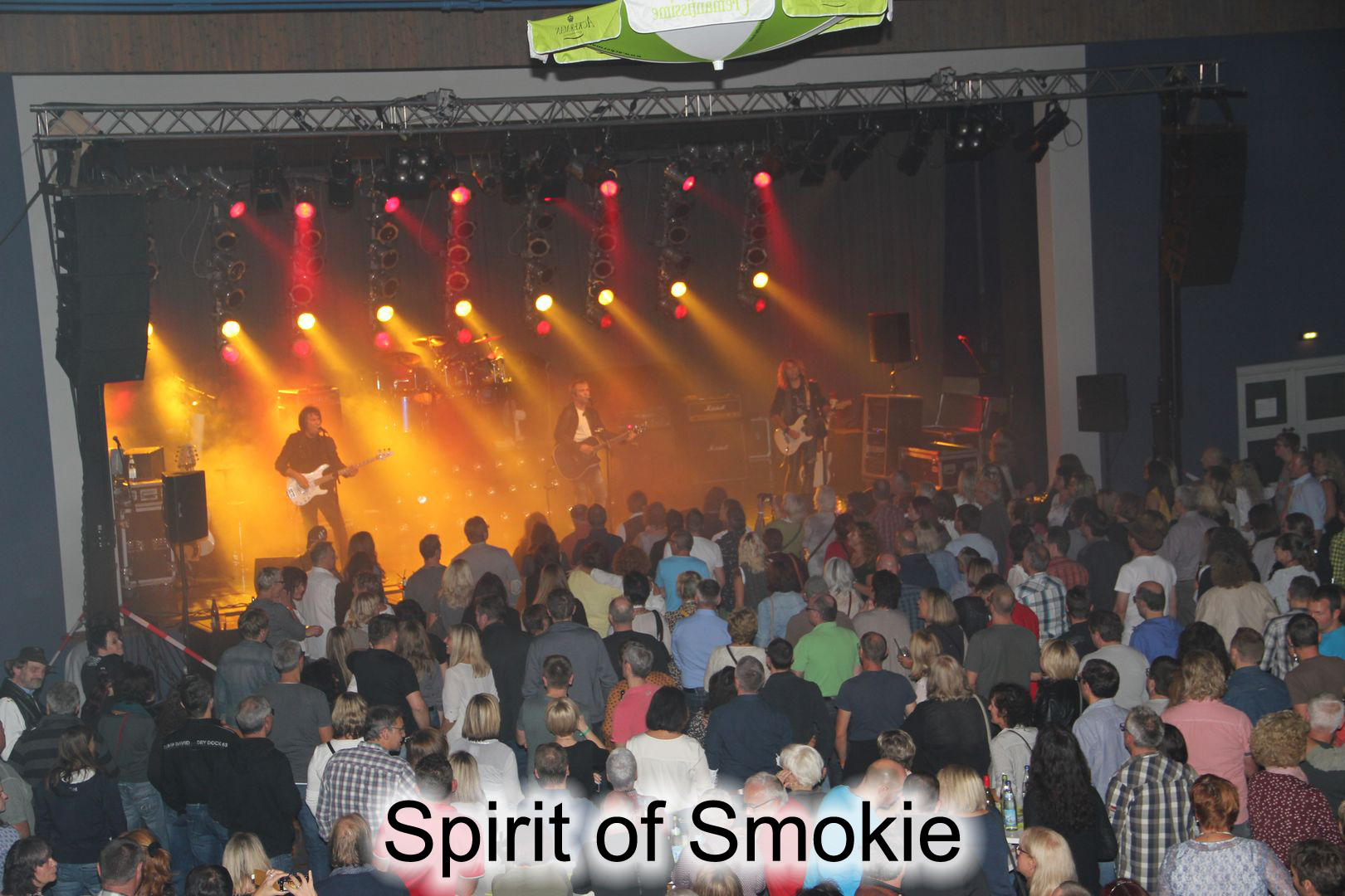 Spirit of Smoki