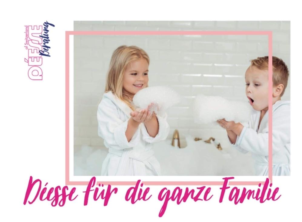 Déesse Cosmetics - für jedes Familienmitglied das passende Produkt! Ideal für empfindliche Haut! Gerne berate ich dich persönlich.
