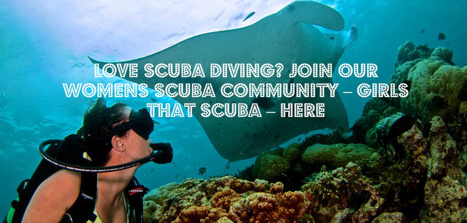 Girls that Scuba Dive