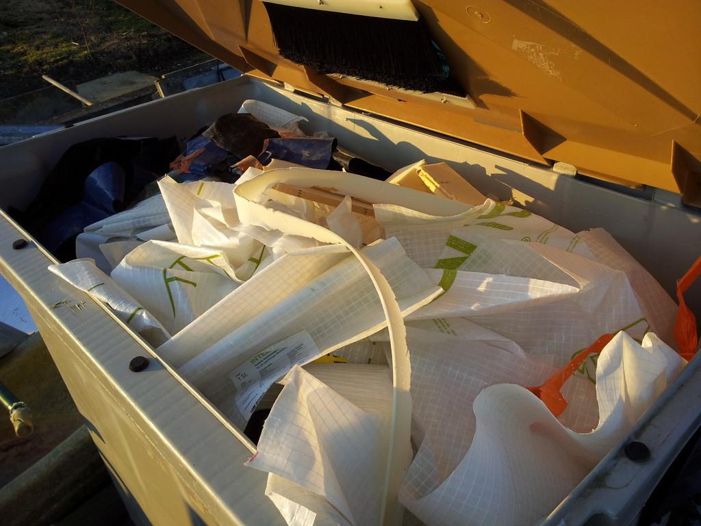 On trie et recycle chaque déchets!