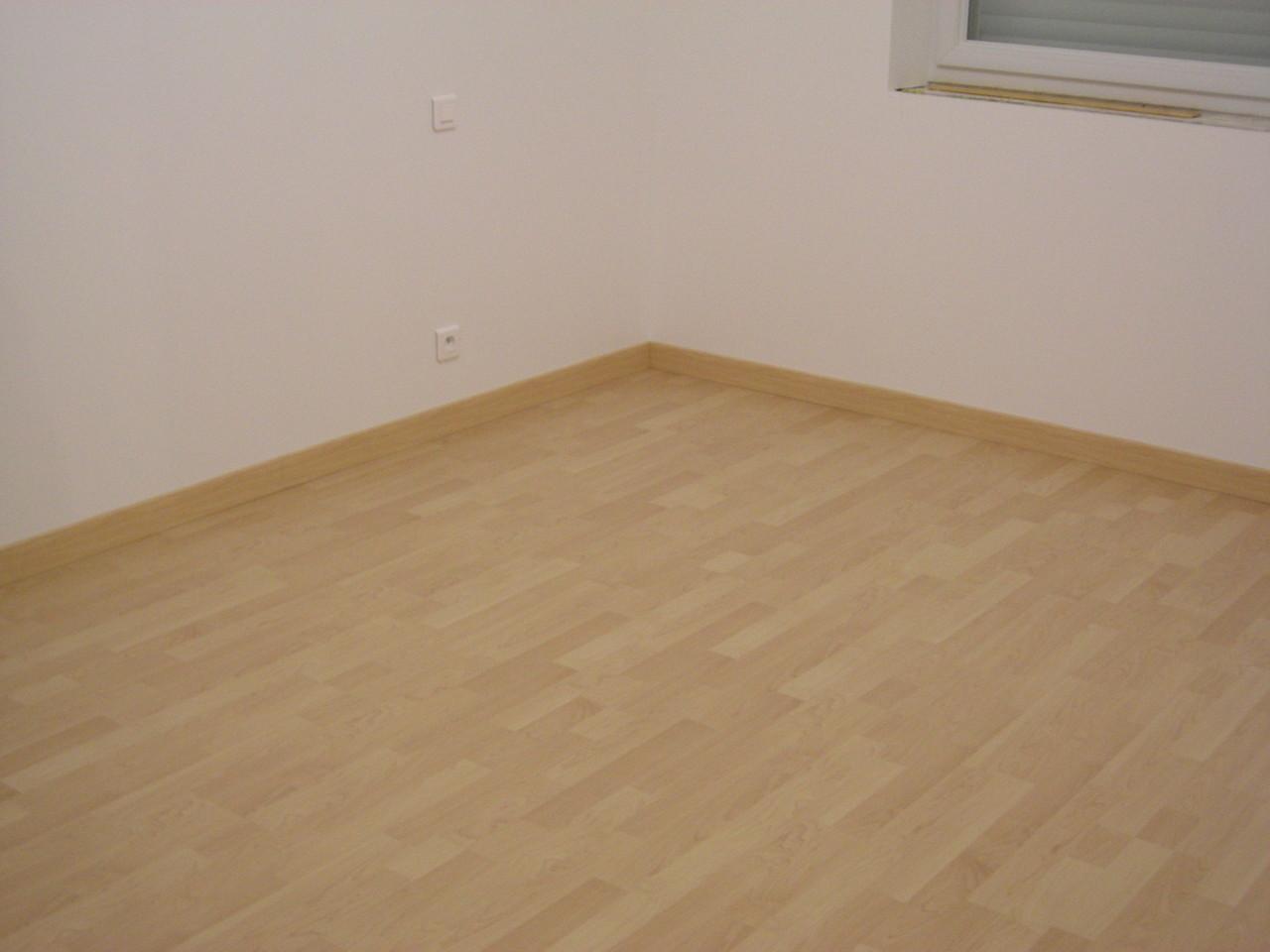 revêtement de sol flotant meister chambre