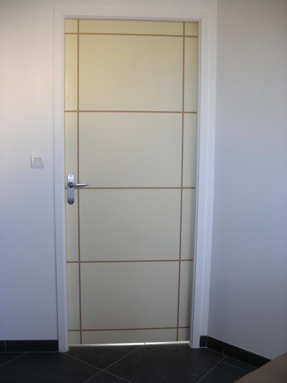 Porte pleine pour plus de phonique téchnidécors