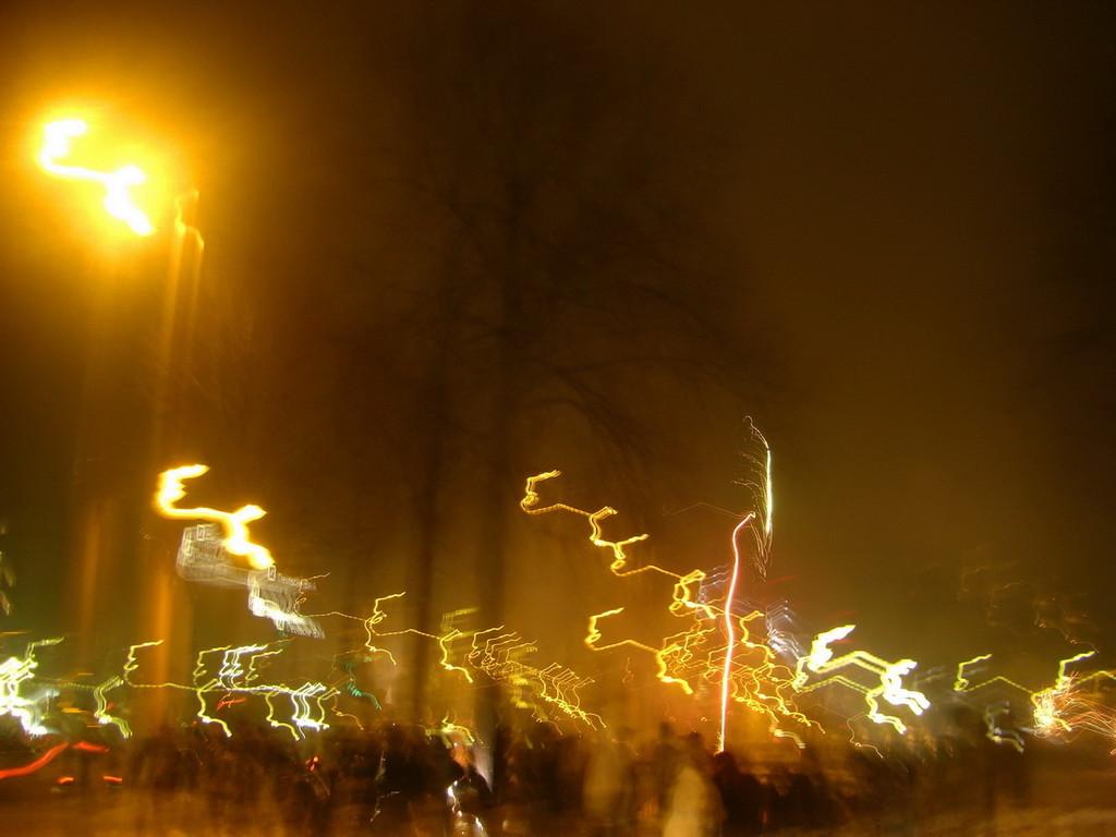 Feuerwerks Impressionen