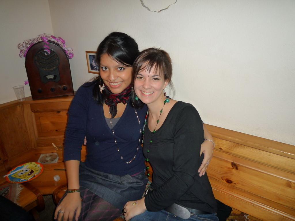 Anna & Jeannette