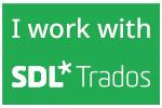 Language and Translation Services Ralph Smyreck works with SDL Trados Studio