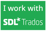 Language and Translation Services Ralph Smyreck works with SDL Trados Studio 2021