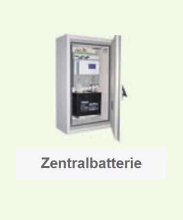 Zentralbatterie