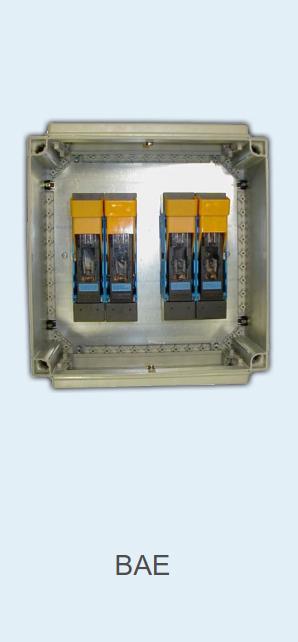 Batterieanschlusseinheiten BAE