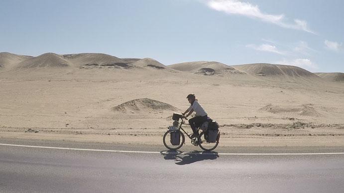 San, Sand und nochmals Sand