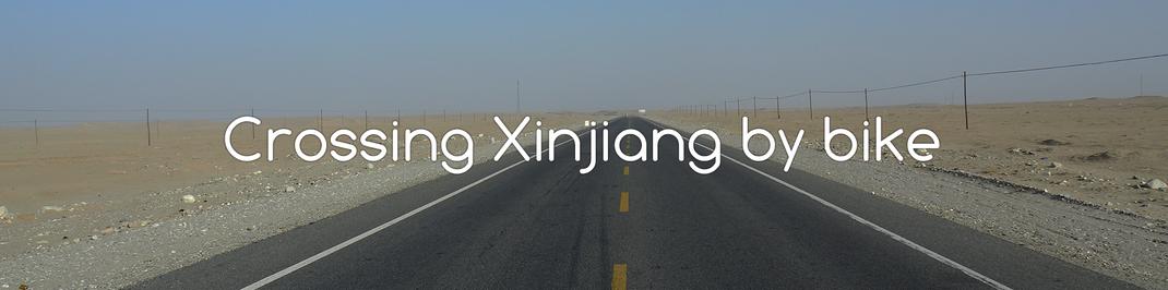 Radreise - China - Alles in 12 Taschen