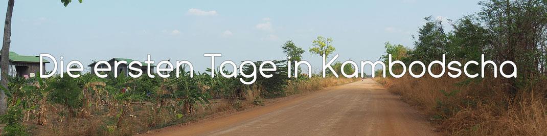 Radreise durch Kambodscha - Alles in 12 Taschen