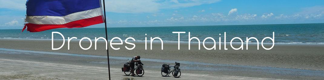 Radreise durch Thailand - Alles in 12 Taschen