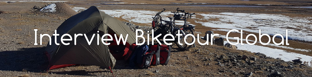 Radreise - Pamir Highway - Alles in 12 Taschen