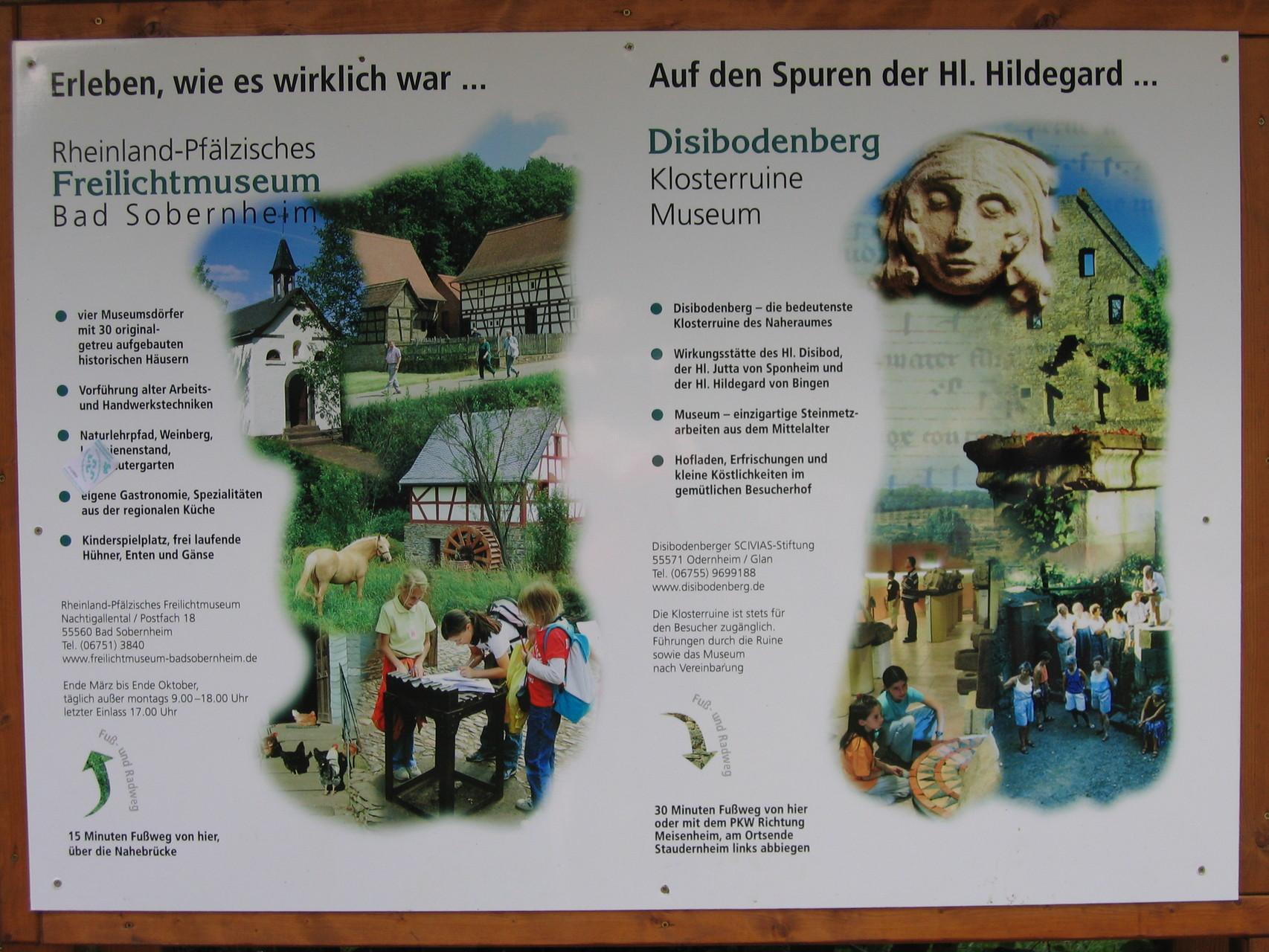 Unterwegs in Bad Sobernheim und Umgebung
