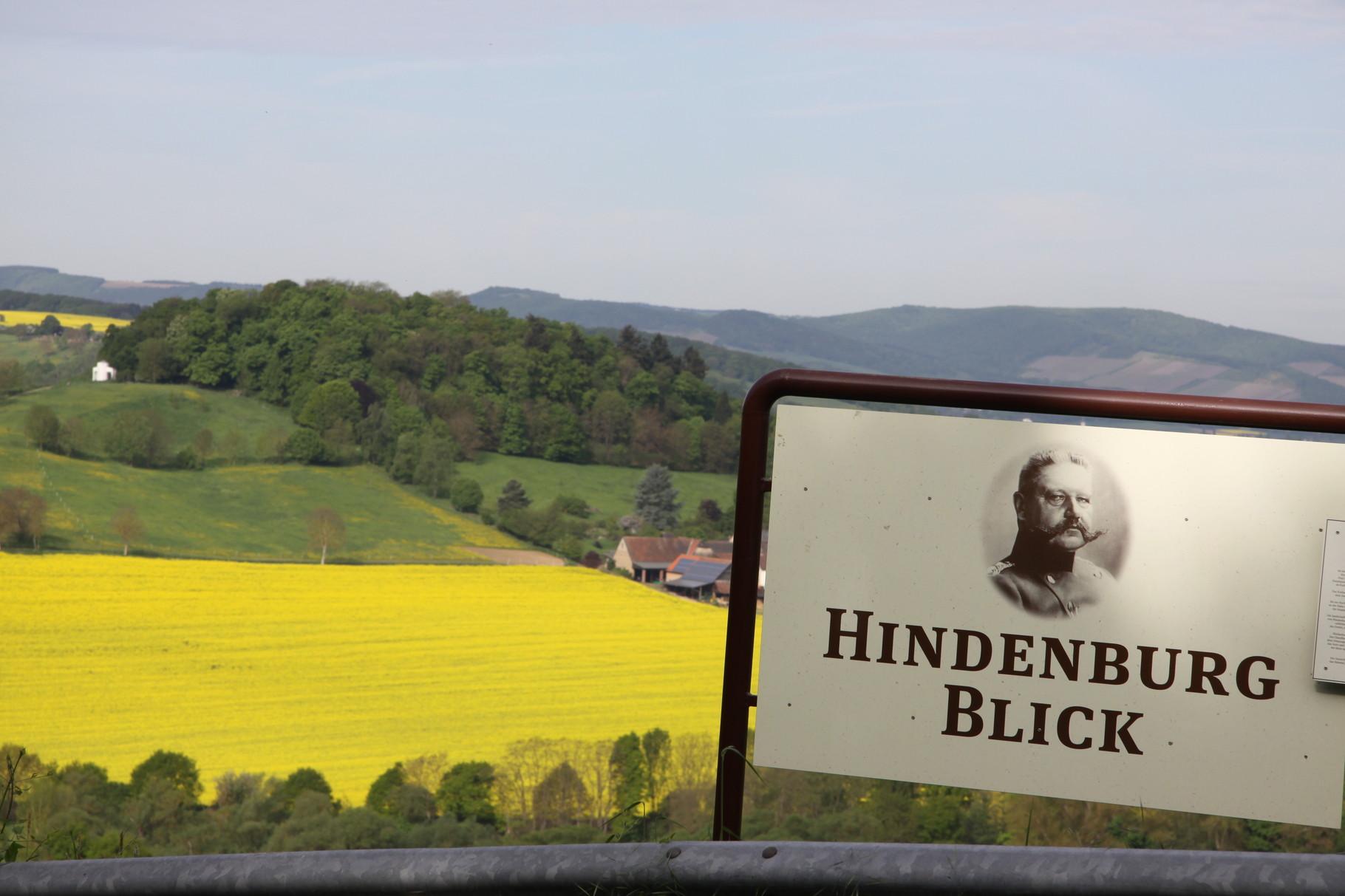Hindenburgblick