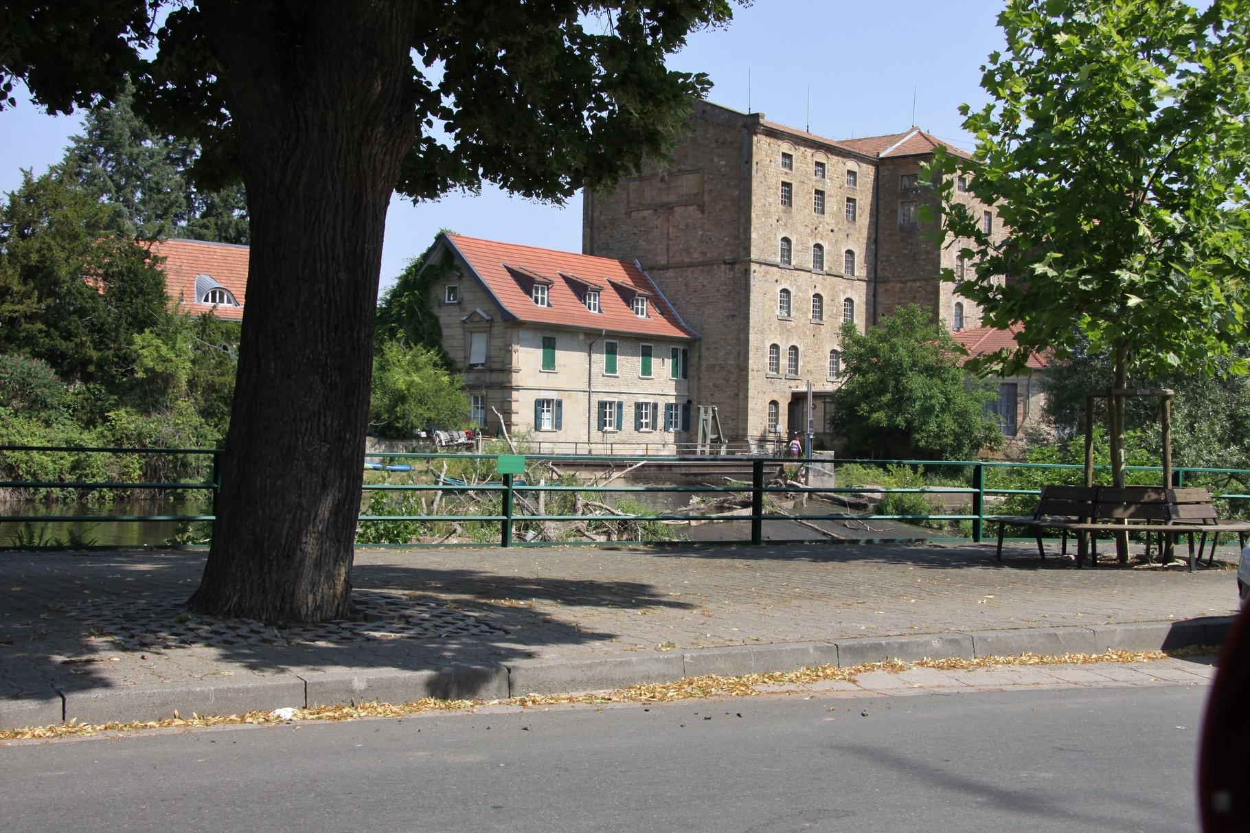 Bannmühle  Ökobauernhof
