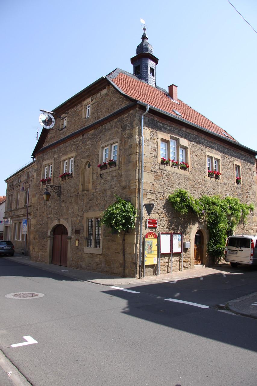 Rathaus von Odernheim