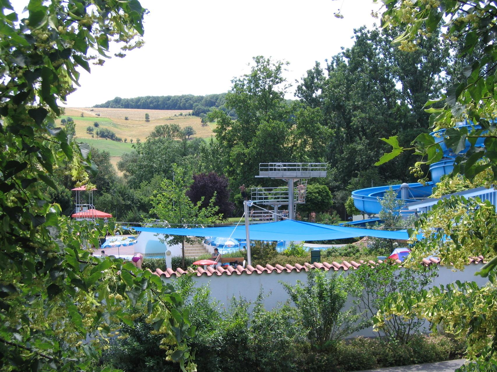 Freibad Bad Sobernheim