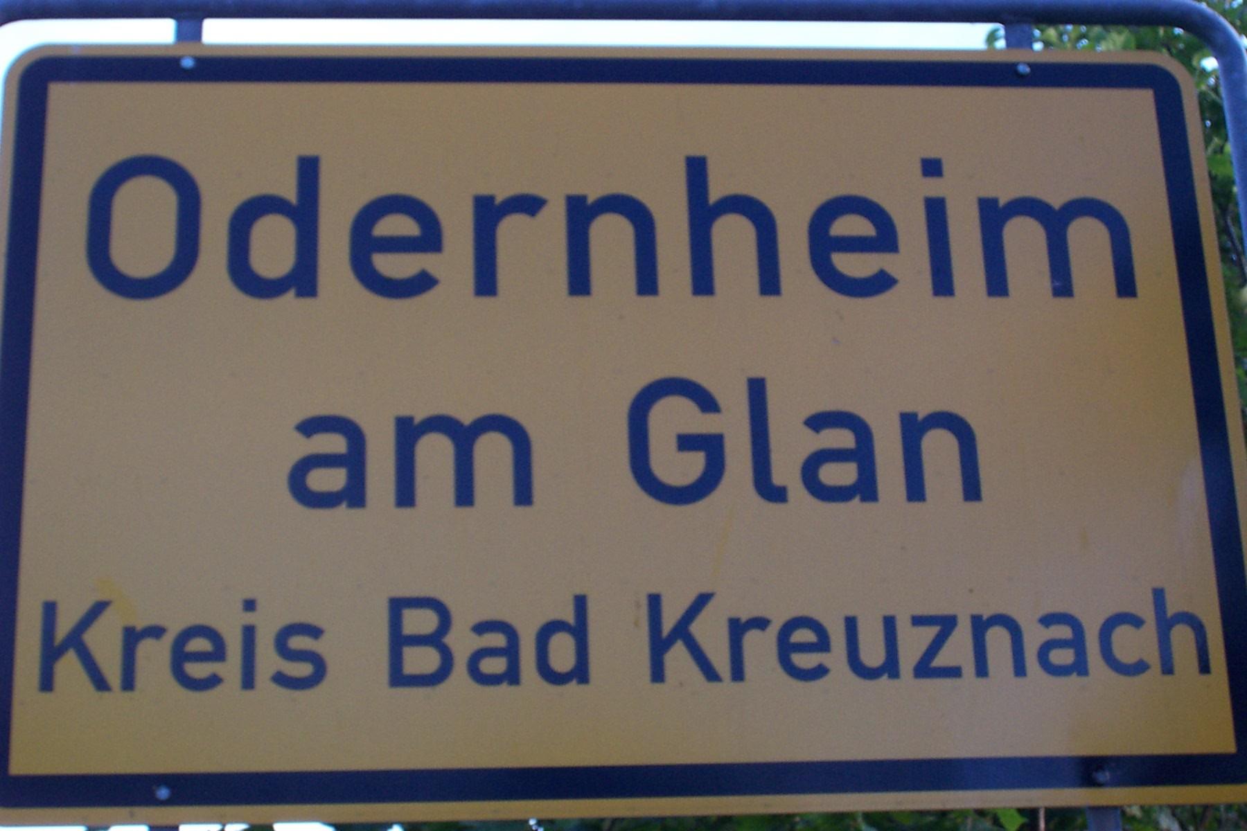 Willkommen in Odernheim am Glan