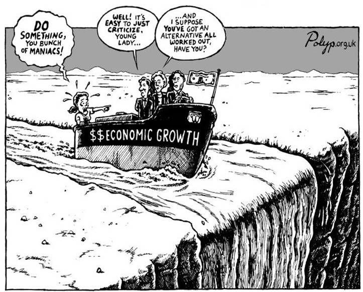 ETH; Alternative Wirtschaft; Forderung; Studierende