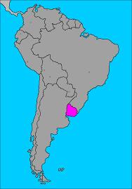 kleinstes spanischsprachige Land Südamerikas