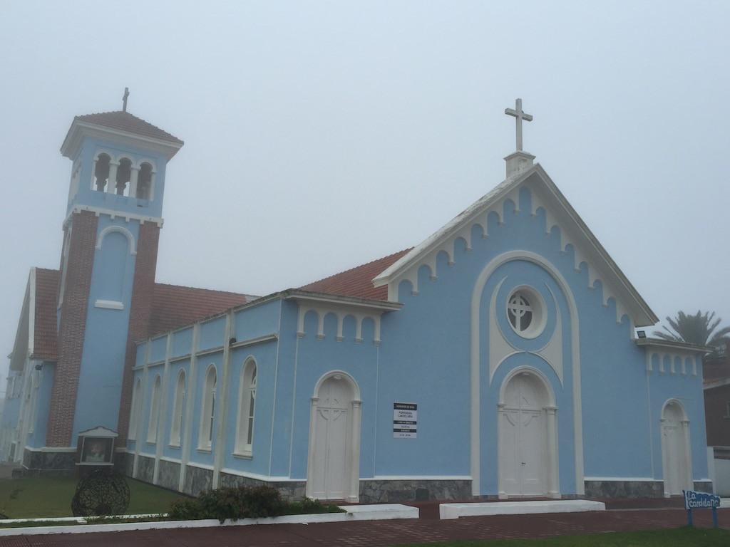 Punte del Este: Iglesia de la Candelaria