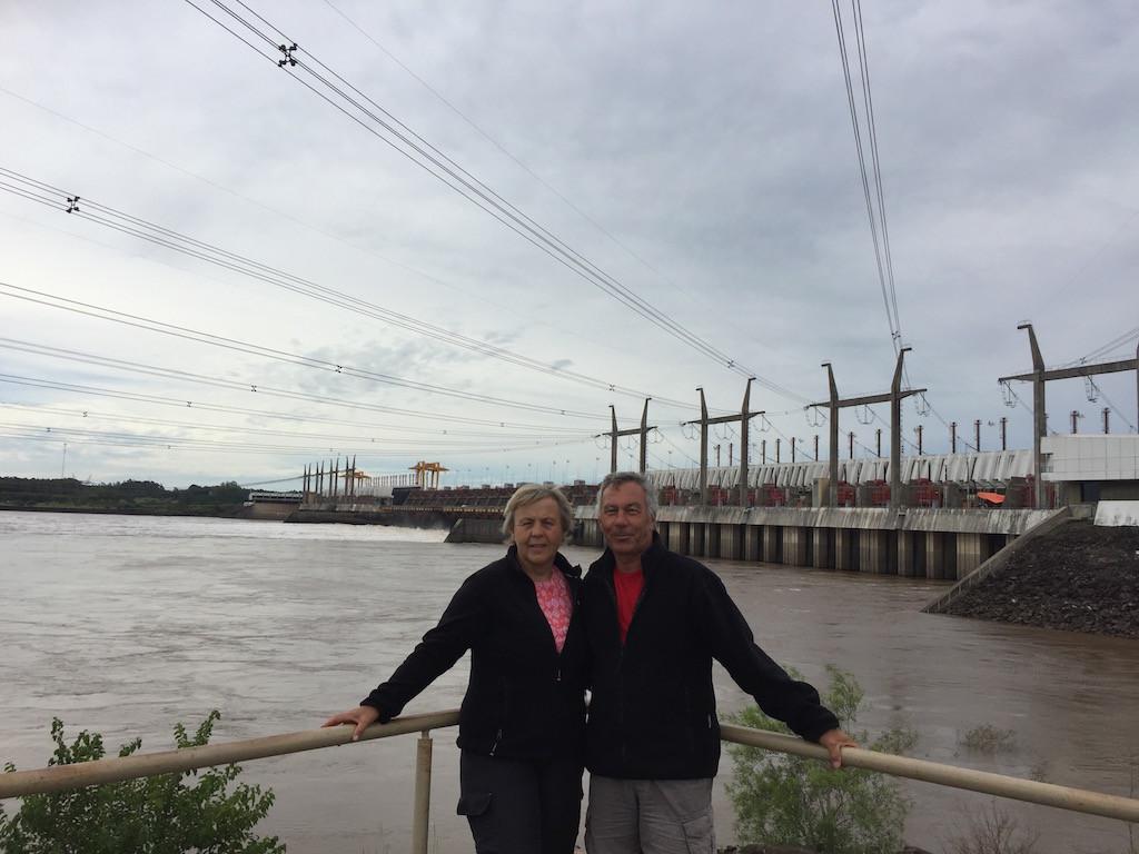 Represa Hydroélectrica Salto Grande