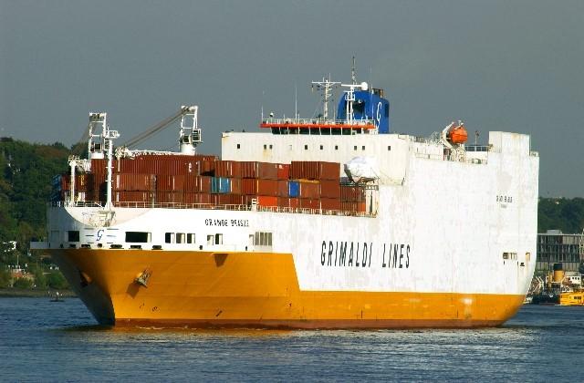 Grande Brasile: Hamburg-Montevideo, Ankunft 10.11.2015