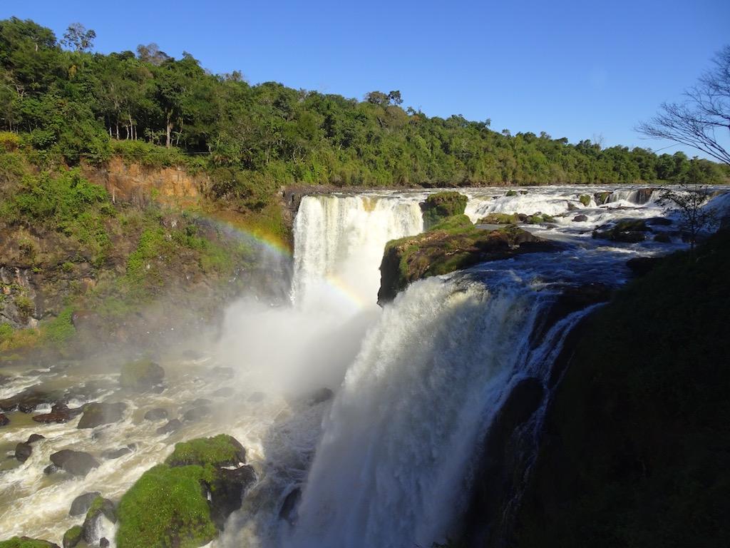 Wasserfall, Salto Monday - mit einer Höhe von 40 m