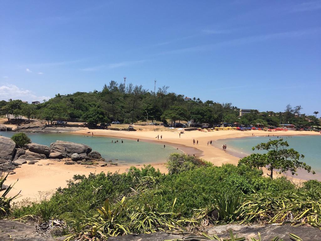 Strand von Setiba