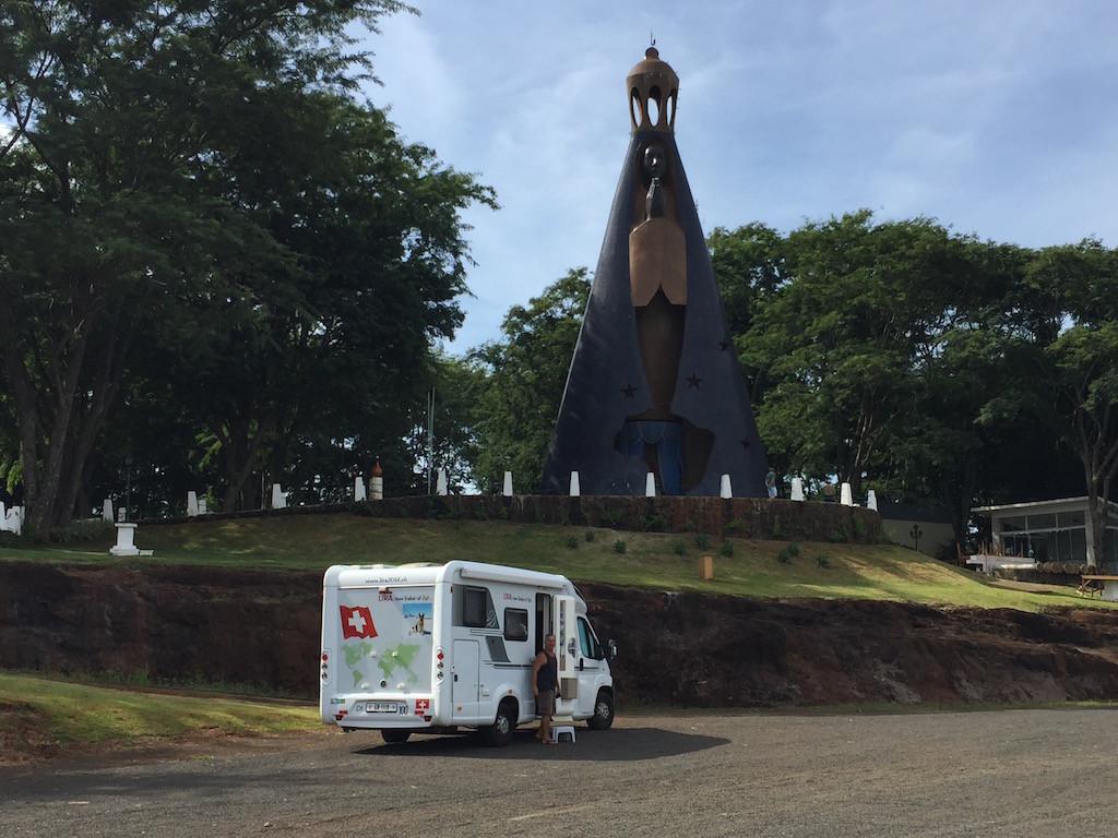 Die Señhora beschützt seit mehr als 500 Jahren Brasilien!