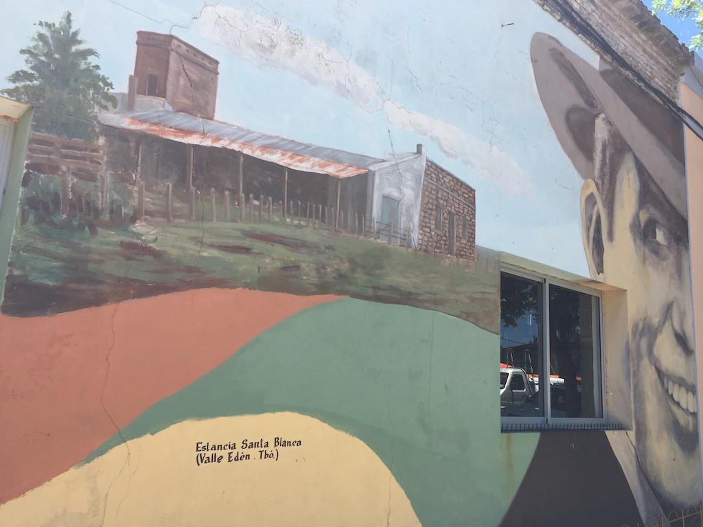 ja, das Haus von Carlos Gardel sehen wir uns an!
