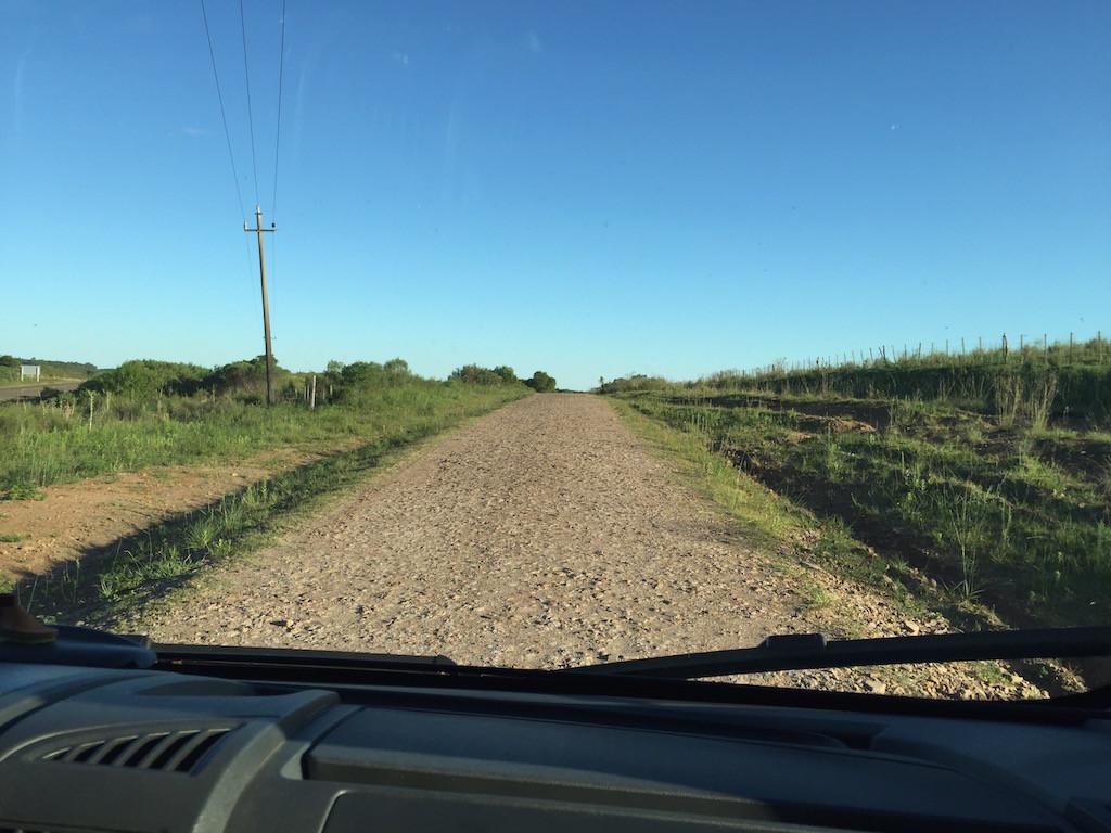Von der Ruta 5 in den Camino 30