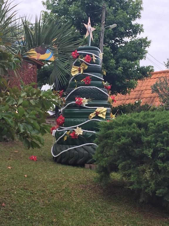 in Gedanken haben wir den geschmückten Weihnachtsbaum bei uns