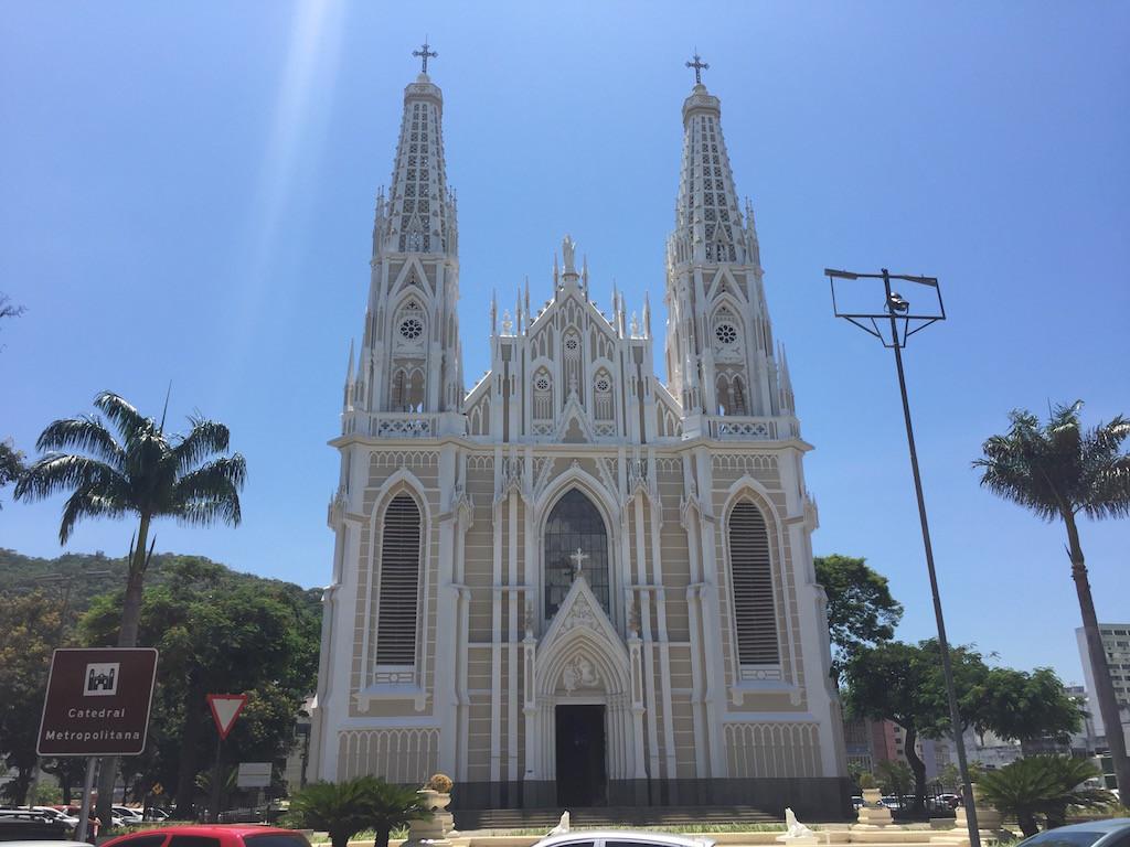 Catedral Metropolitana in Vitória