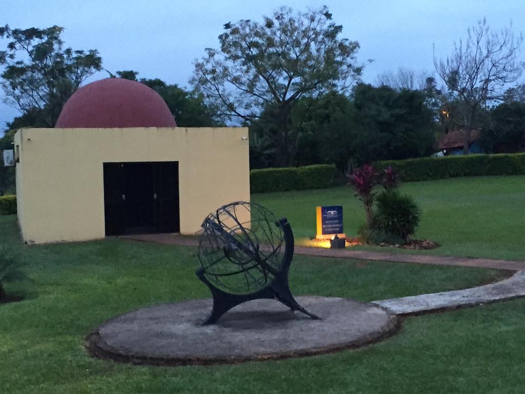 Observatorium in der Jesuiten Reduktion, San Cosme y Damían