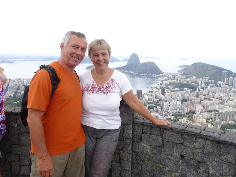 gemeinsamer Tagesausflug in Rio