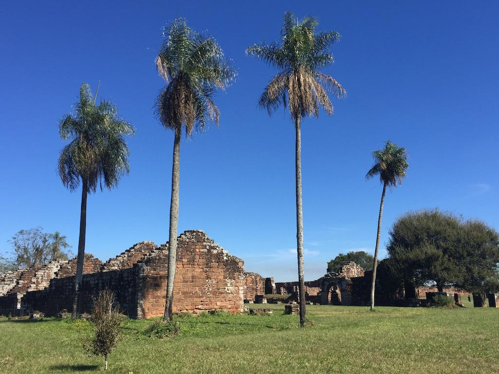 Trinidad: Jesuiten-Reduktion