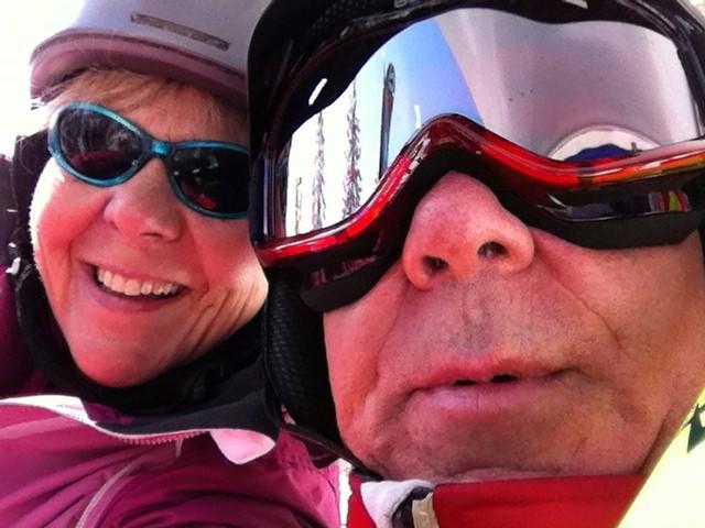 ADE: Skifahren