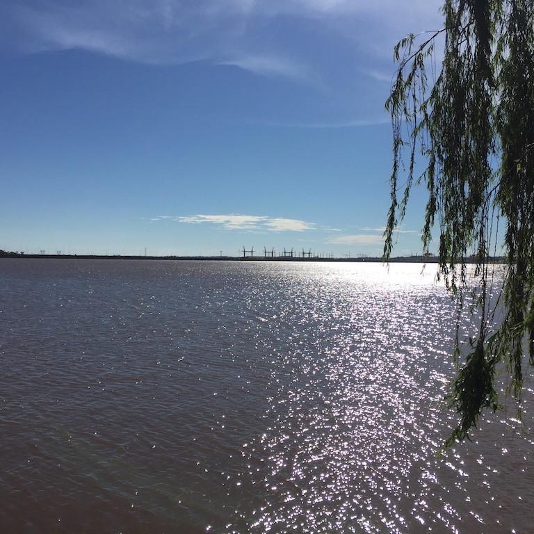 Rio Negro von seiner schönsten Seite