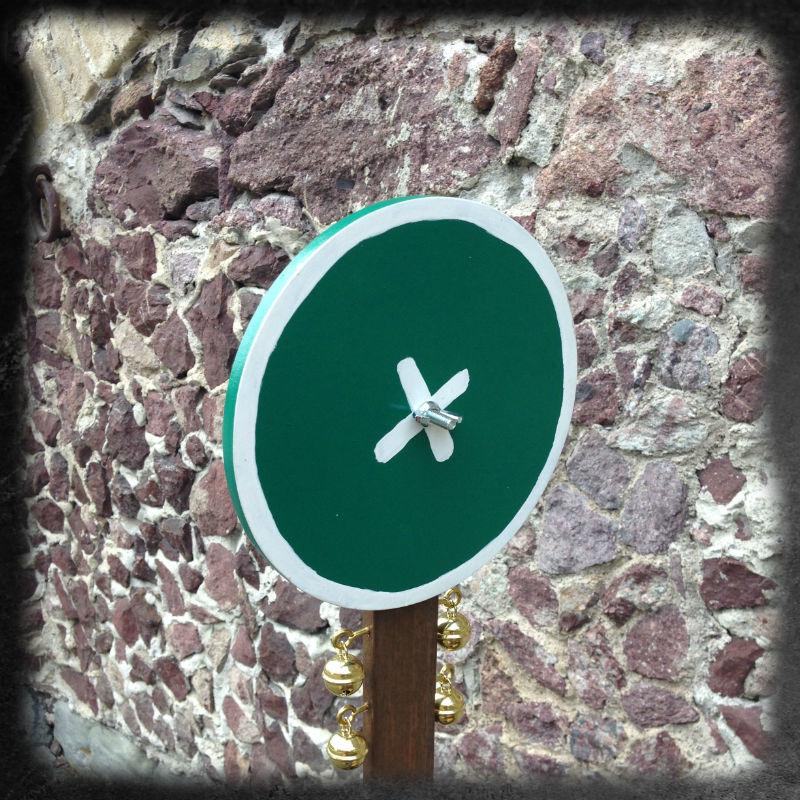 Grüne Tafel: für kleine Kinder