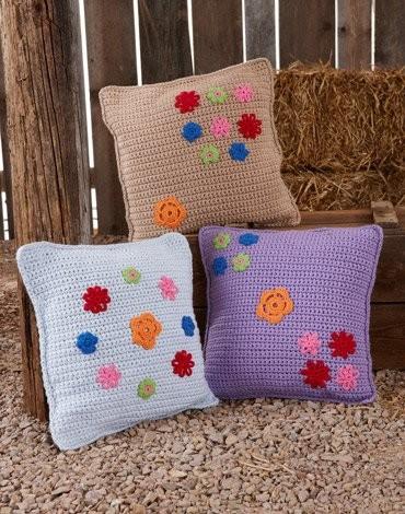 Marks&Kattens Mönster pillows
