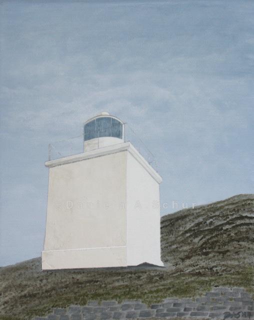 """""""DAS Art"""" Leuchtturm Irland 3: County Clare    (30x24)"""