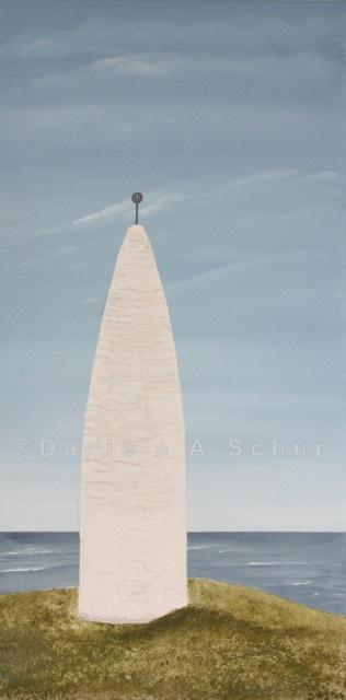 """DAS Art"" Leuchtturm Irland 1: County Cork   (60x30)"